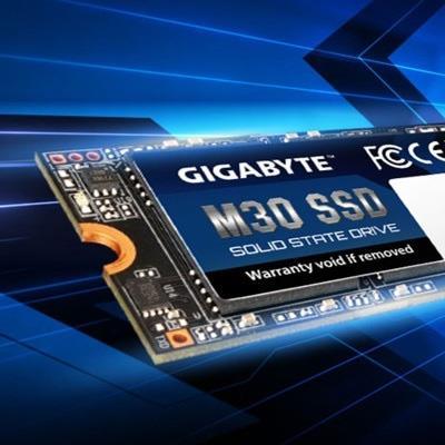 최대 3,500 MB/s 속도의 GIGABYTE M30 SSD 출시!