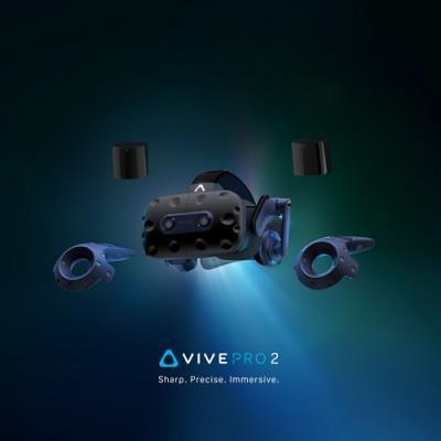 제이씨현시스템, VIVE Pro 2 풀킷 공식 출시!